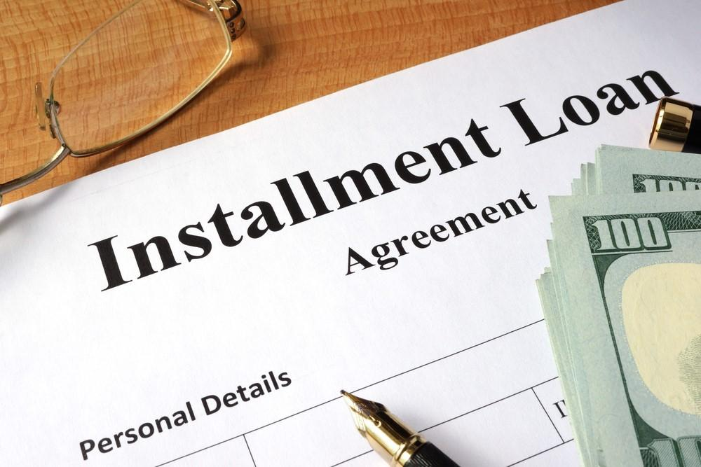 secured installment loans